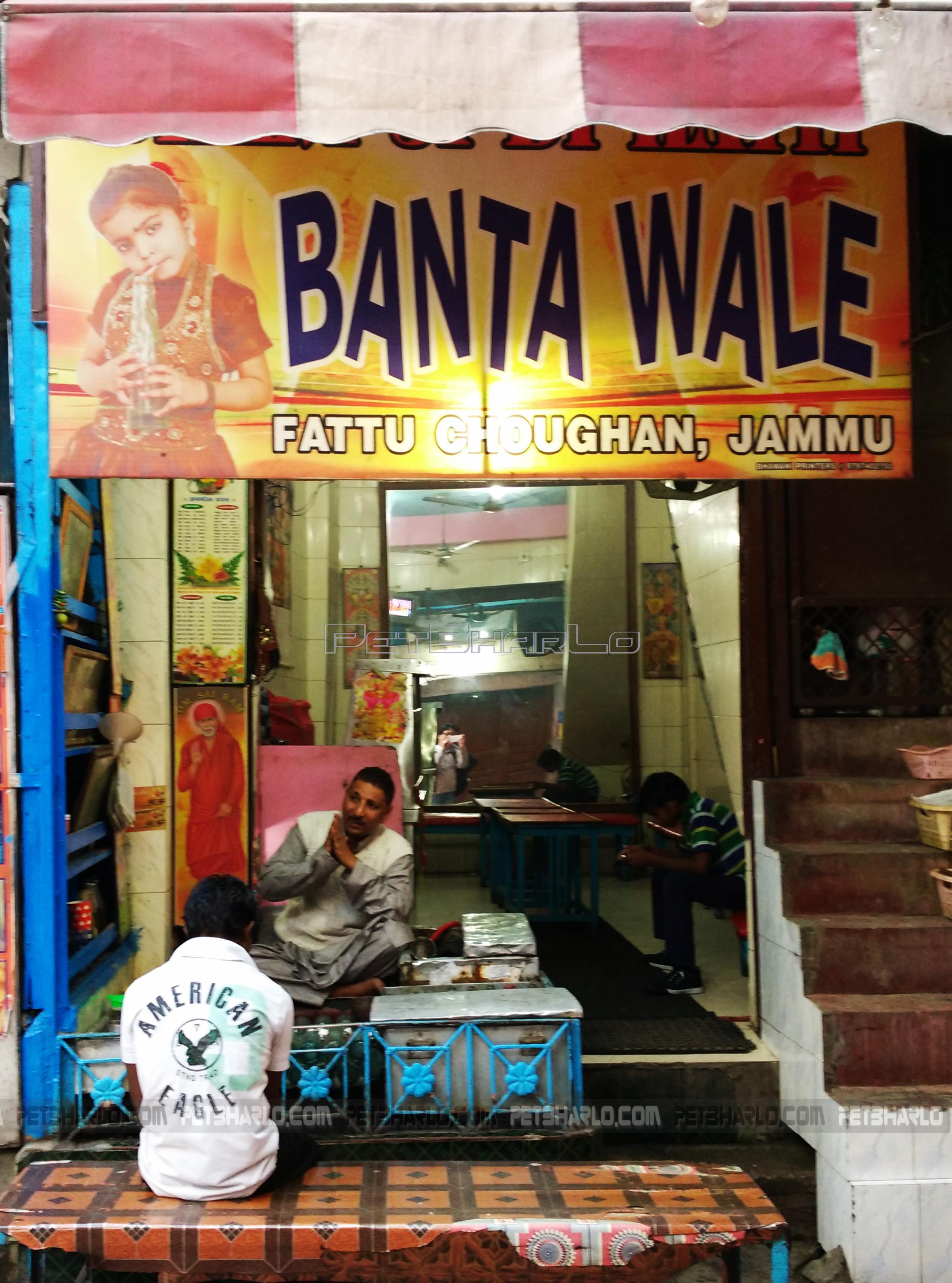 Banta-Wale-Fattu-Choughan-Jammu
