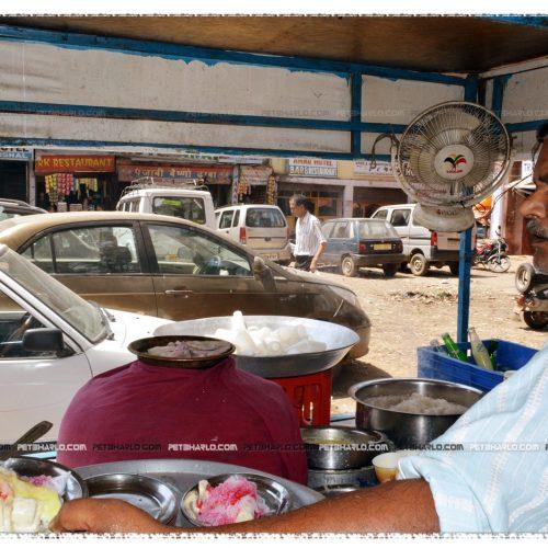 Mehre ki Lachhe wali Kulfi-Udhampur-Gole Market