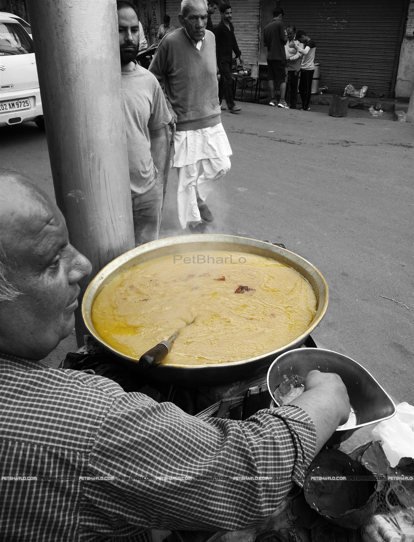 Jammu-Street Food- Halwa- Sweets-Kashmir