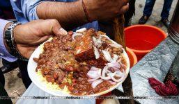 Rajma Chawal-Raghunath Bazar-Jammu-Street Food-Banwari lal