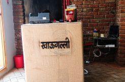 Khau Galli restaurant-Udhampur-Street Food- Pav Bhaji- Champ-Bhel puri-Aloo Tikki
